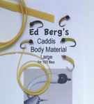 Ed Berg's - Caddis Body Material